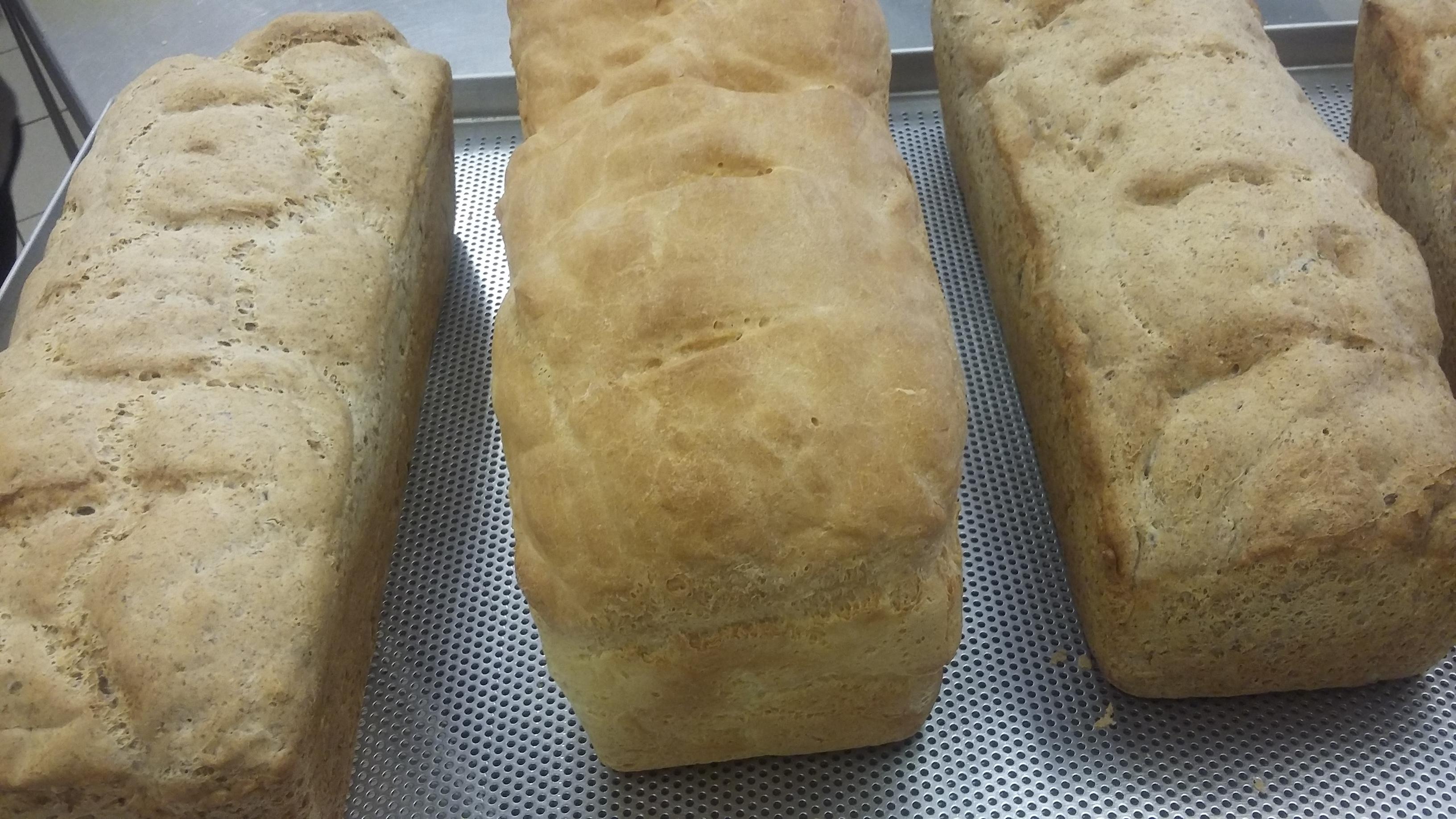 Pane in cassetta per toast
